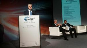 Ministro dell'Ambiente Gian Luca Galletti Smart Energy Expo
