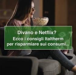 consigli smart working 4 netflix divano televisione