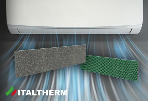 filtri climatizzatori italtherm